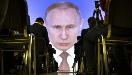 Путин, вероятно, руководит кампанией по дискредитации Джо Байдена - WP
