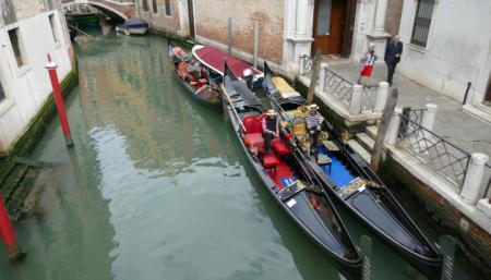 Ученые создадут цифровую копию Венеции на случай затопления