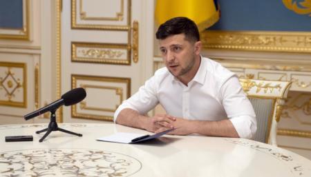 """Зеленский объявил """"охоту"""" на диверсантов после расстрела грузовика ВСУ"""