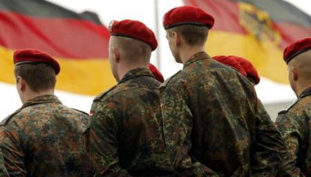 В Германии дискутируют о возврате армейского призыва