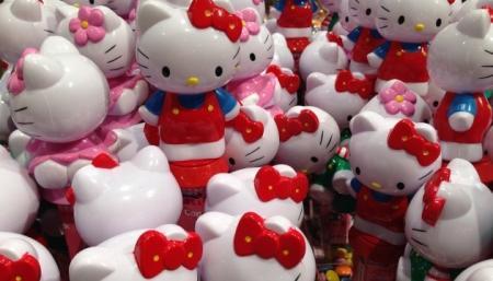 Еврокомиссия оштрафовала производителей Hello Kitty на €6,2 миллиона
