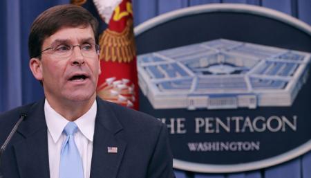 Глава Пентагона обсудит в Лондоне и Париже противостояние РФ