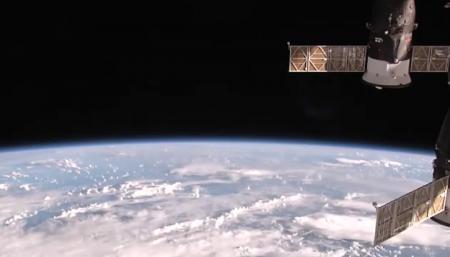 Новый экипаж МКС отправился на орбиту