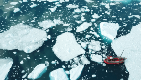 Ледяной покров Гренландии тает с рекордной скоростью — ученые