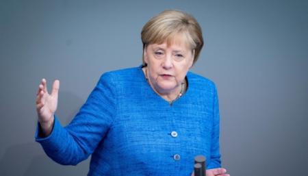 Вакцина для всех: Меркель призывает «Большую двадцатку» поддержать ВОЗ