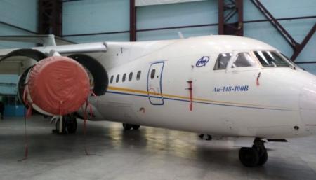 Первый в мире самолет Ан-148 пустят с молотка