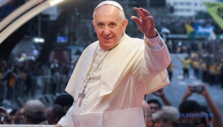 Папа Римский назвал еду и секс удовольствиями от Бога