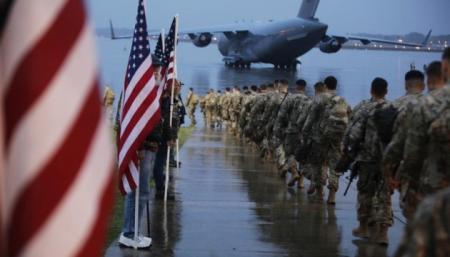 В Пентагоне прокомментировали переброску войск из Германии в Польшу