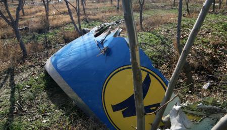 В Киеве обустроят сквер памяти жертв катастрофы самолета МАУ