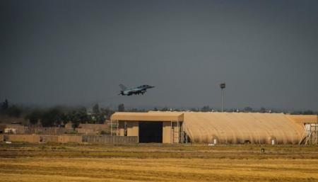 Авиабазу Аль-Баляд в Ираке обстреляли из