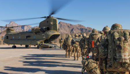 США подчинили сухопутные войска в Европе и Африке единому командованию