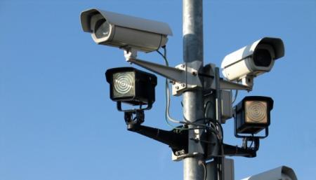 Камеры автофиксации за полгода выявили более 1,2 миллиона нарушений