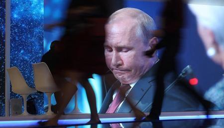 Понад 80% українців негативно ставляться до Путіна