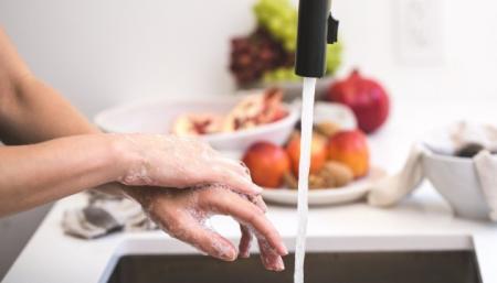 Мыло или антисептик: рекомендации