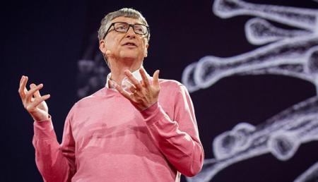 Билл Гейтс рассказал, когда может завершиться пандемия COVID-19