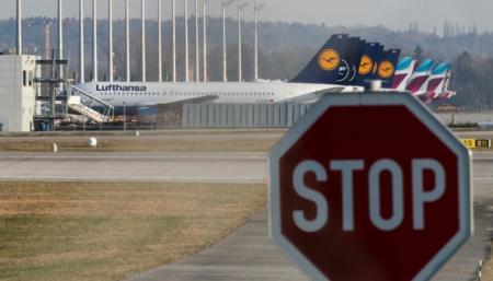 Німеччина призупинила польоти з Росії