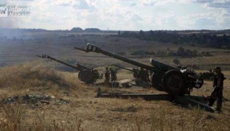 Наемники РФ на Донбассе приводят все подразделения в полную боевую готовность – InformNapalm