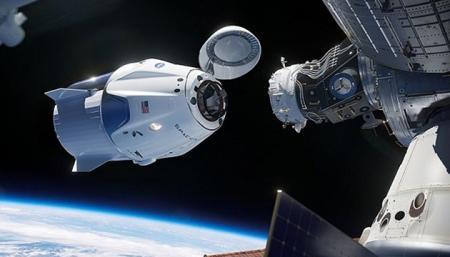 В NASA сказали, когда экипаж Crew Dragon попадет на борт МКС