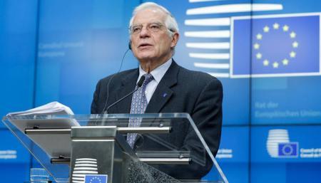 Все государства Евросоюза осудили санкции России против восьми граждан ЕС