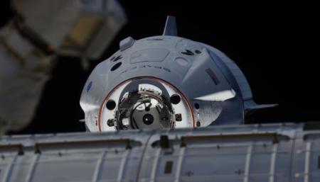 NASA отложило запуск Crew Dragon на МКС