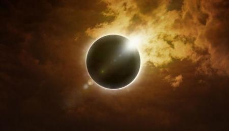 Когда, где и как наблюдать кольцевое солнечное затмение
