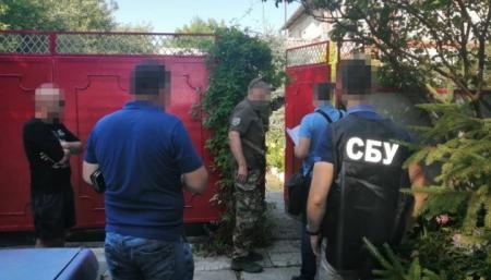 СБУ блокировала масштабный сбыт контрафактных сигарет в районе проведения ООС