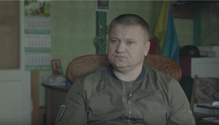 Умер заместитель командира Украинской добровольческой армии комбат Червень