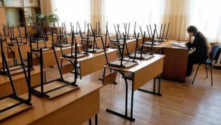 Киевские школы с понедельника переходят на работу в условиях