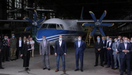 Государственная авиакомпания будет осуществлять внутренние рейсы на самолетах Ан - Криклий