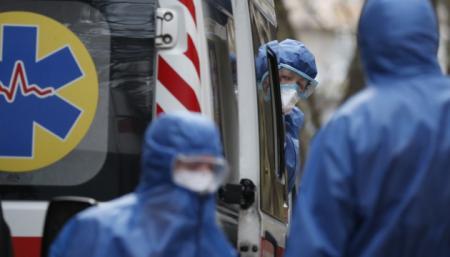В Киеве обнаружили 428 новых случаев коронавируса - больше всего за время пандемии