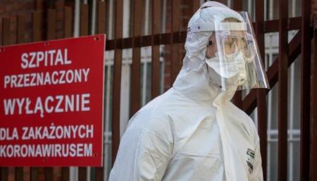 В Польше - суточный рекорд инфицирования коронавирусом
