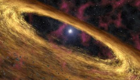 Ученые обнаружили самое мощное магнитное поле во Вселенной