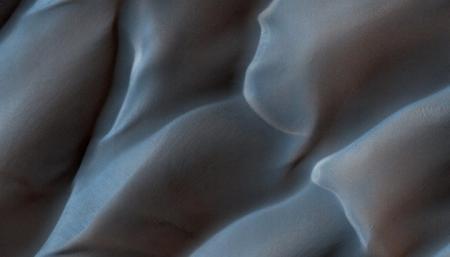 На Марсе нашли дюны, которым миллиард лет