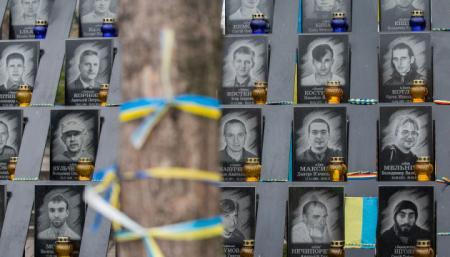 Студент, осквернивший памятник Героям Небесной сотни, отчислен из университета - Геращенко