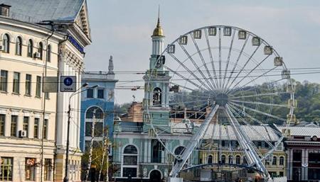 Киев вошел в сотню лучших городов мира
