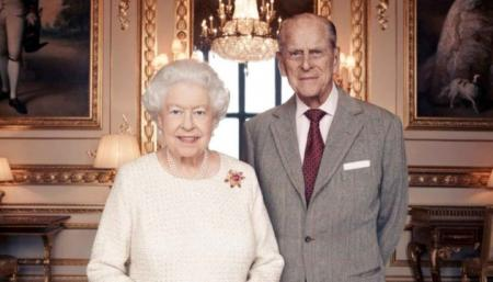 Королева Елизавета II и принц Филипп празднуют 73-ю годовщину свадьбы