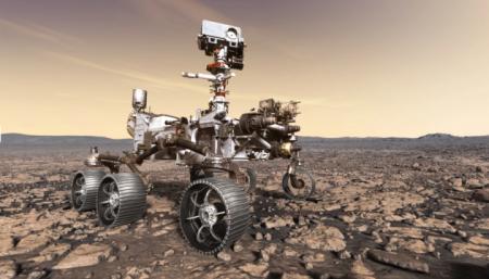 Марсоход NASA попытается создать кислород на Марсе