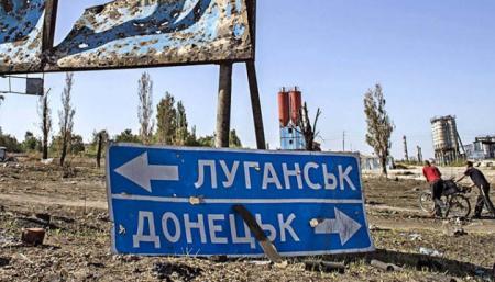 Майже 47% українців вважають постраждалими жителів ОРДЛО і Криму