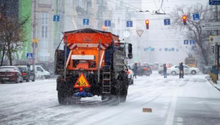 Киеву прогнозируют снег и 20-градусные морозы