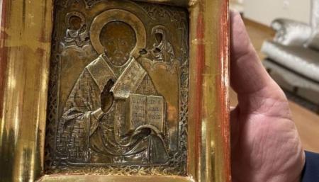 Россия вернула Боснии и Герцеговине украинскую икону, подаренную Лаврову