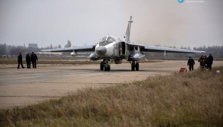 Украинским военным передали отремонтированный самолет-разведчик