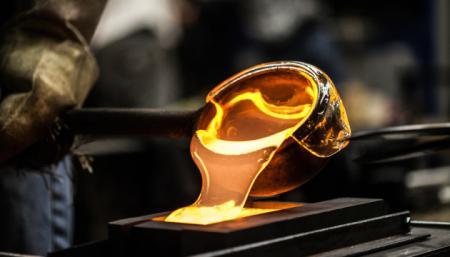 Ученые обнаружили новое состояние вещества - жидкое стекло