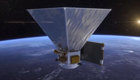 NASA создаст новую космическую обсерваторию, которая изучит расширение Вселенной