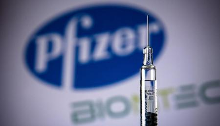 Третья доза Pfizer увеличивает уровень антител против штамма Delta в 11 раз - производитель