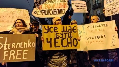 Дело Сергея Стерненко оказалось больше самого Сергея Стерненко