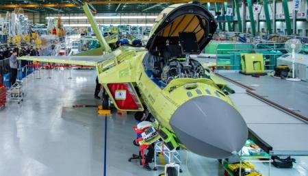 В Южной Корее создают собственный истребитель - показали первый прототип