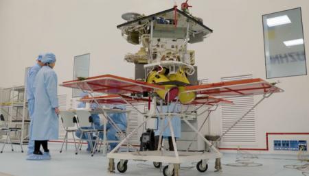 СИЧ-2-30 запустят в декабре ракетой Falcon-9 с космодрома SpaceX