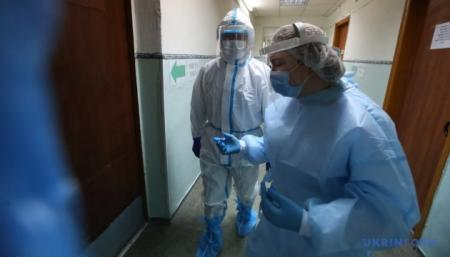 Уровень заболеваемости COVID-19 превышен в Киеве и 22 областях