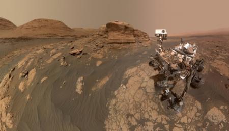 Perseverance впервые в истории заснял на камеру полет другого аппарата-исследователя Марса