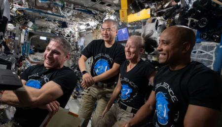 Отстыковку корабля Crew Dragon от МКС перенесли